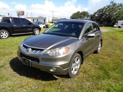 2008 Acura RDX for sale at Marvin Motors in Kissimmee FL