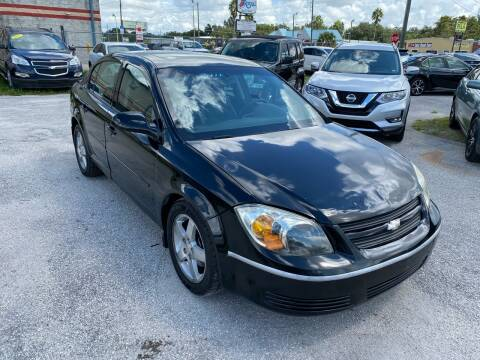 2010 Chevrolet Cobalt for sale at Marvin Motors in Kissimmee FL