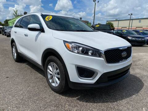 2017 Kia Sorento for sale at Marvin Motors in Kissimmee FL
