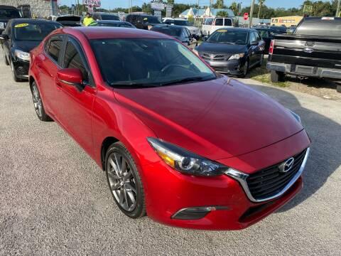 2018 Mazda MAZDA3 for sale at Marvin Motors in Kissimmee FL