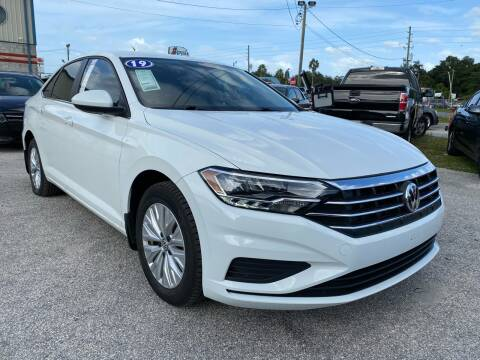2019 Volkswagen Jetta for sale at Marvin Motors in Kissimmee FL