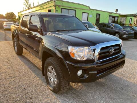 2009 Toyota Tacoma for sale at Marvin Motors in Kissimmee FL
