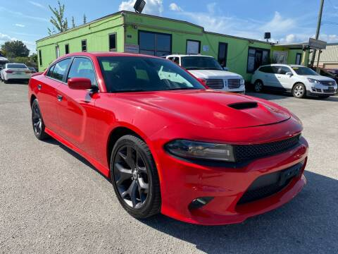 2019 Dodge Charger for sale at Marvin Motors in Kissimmee FL