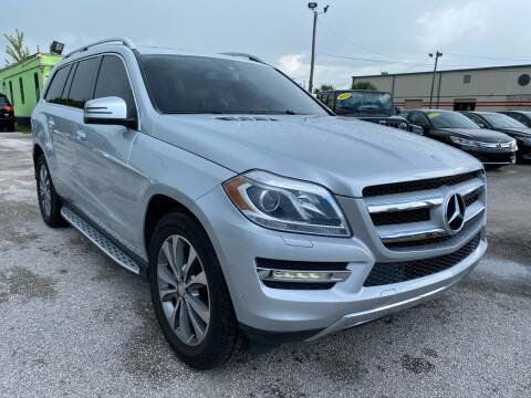 2013 Mercedes-Benz GL-Class for sale at Marvin Motors in Kissimmee FL