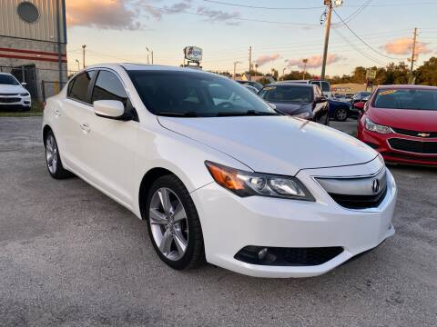 2014 Acura ILX for sale at Marvin Motors in Kissimmee FL