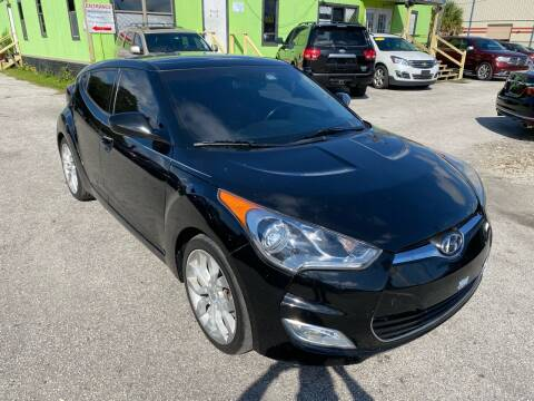2013 Hyundai Veloster for sale at Marvin Motors in Kissimmee FL