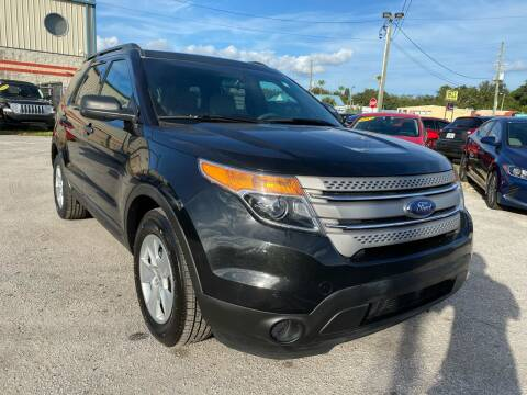 2014 Ford Explorer for sale at Marvin Motors in Kissimmee FL