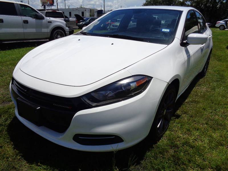2016 Dodge Dart for sale at Marvin Motors in Kissimmee FL