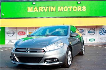 2013 Dodge Dart for sale at Marvin Motors in Kissimmee FL