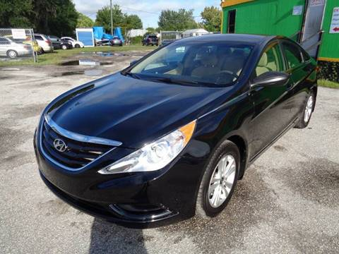 2013 Hyundai Sonata for sale at Marvin Motors in Kissimmee FL