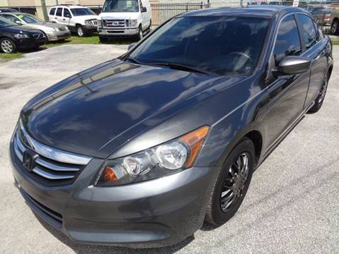 2011 Honda Accord for sale at Marvin Motors in Kissimmee FL