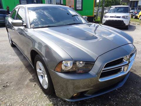 2011 Dodge Charger for sale at Marvin Motors in Kissimmee FL