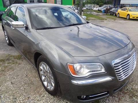 2012 Chrysler 300 for sale at Marvin Motors in Kissimmee FL