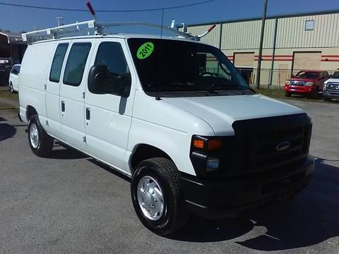 2011 Ford E-Series Cargo for sale at Marvin Motors in Kissimmee FL
