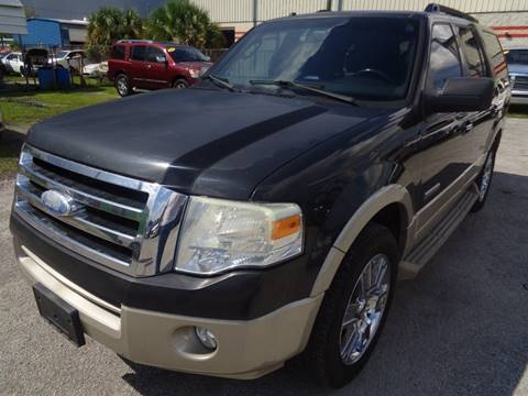 2007 Ford Expedition for sale at Marvin Motors in Kissimmee FL