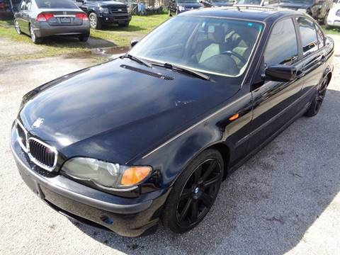 2002 BMW 3 Series for sale at Marvin Motors in Kissimmee FL