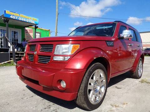 2007 Dodge Nitro for sale at Marvin Motors in Kissimmee FL