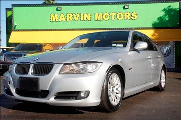 2009 BMW 3 Series for sale at Marvin Motors in Kissimmee FL