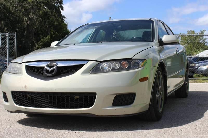 2006 Mazda MAZDA6 for sale at Marvin Motors in Kissimmee FL