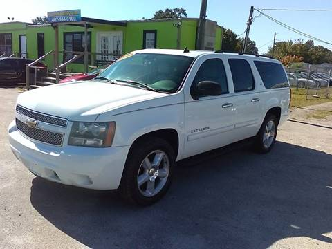 2008 Chevrolet Suburban for sale at Marvin Motors in Kissimmee FL