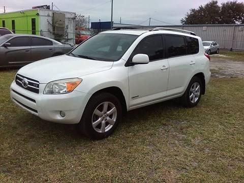 2007 Toyota RAV4 for sale at Marvin Motors in Kissimmee FL