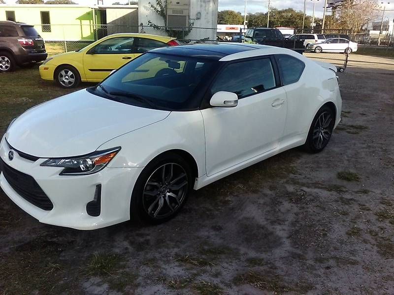 2014 Scion Tc 10 Series 2dr Coupe 6a In Kissimmee Fl Marvin Motors