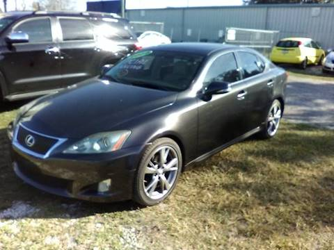 2009 Lexus IS 250 for sale at Marvin Motors in Kissimmee FL