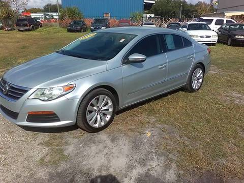 2012 Volkswagen CC for sale at Marvin Motors in Kissimmee FL