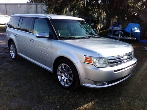 2012 Ford Flex for sale at Marvin Motors in Kissimmee FL