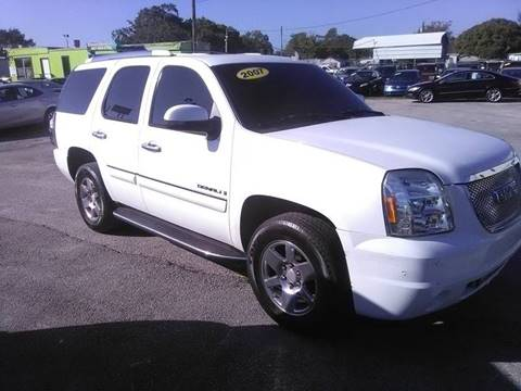 2007 GMC Yukon for sale at Marvin Motors in Kissimmee FL