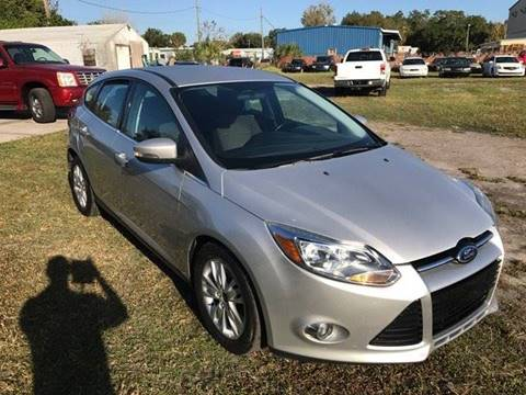 2012 Ford Focus for sale at Marvin Motors in Kissimmee FL