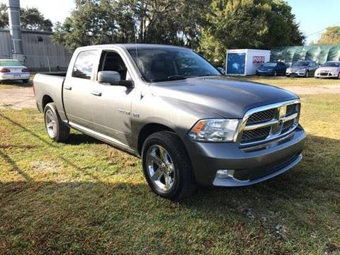 2009 Dodge Ram Pickup 1500 for sale at Marvin Motors in Kissimmee FL