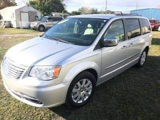 2012 Chrysler Town and Country for sale at Marvin Motors in Kissimmee FL