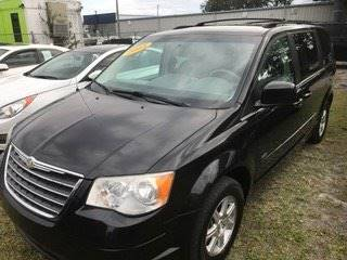 2008 Chrysler Town and Country for sale at Marvin Motors in Kissimmee FL