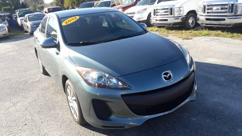 2012 Mazda MAZDA3 for sale at Marvin Motors in Kissimmee FL