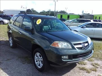 2005 Acura MDX for sale in Kissimmee, FL
