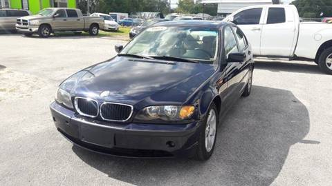 2005 BMW 3 Series for sale at Marvin Motors in Kissimmee FL