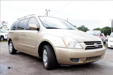 2006 Kia Sedona for sale at Marvin Motors in Kissimmee FL