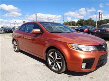 2010 Kia Forte Koup for sale in Kissimmee, FL