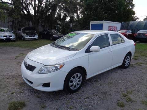 2010 Toyota Corolla for sale in Kissimmee, FL