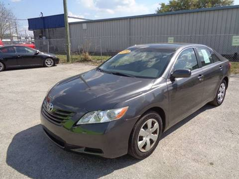 2009 Toyota Camry for sale at Marvin Motors in Kissimmee FL
