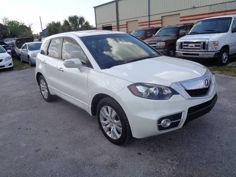 2011 Acura RDX for sale at Marvin Motors in Kissimmee FL