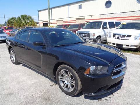 2013 Dodge Charger for sale at Marvin Motors in Kissimmee FL