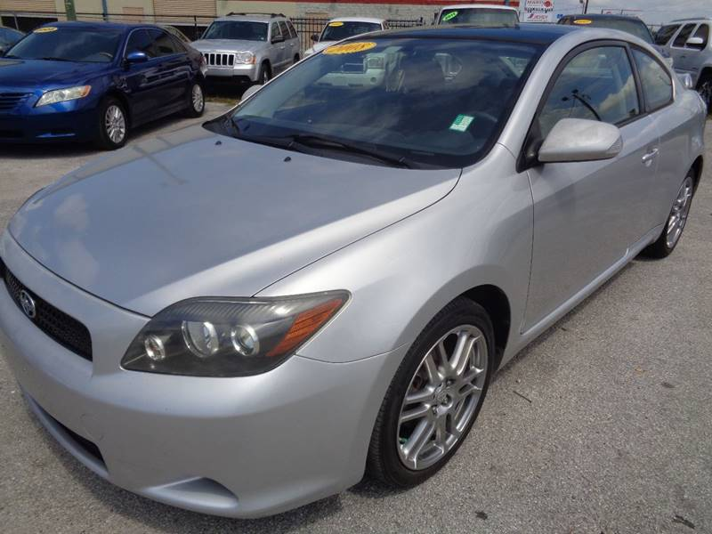 2008 Scion tC for sale at Marvin Motors in Kissimmee FL