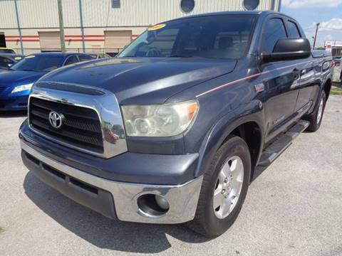 2007 Toyota Tundra for sale at Marvin Motors in Kissimmee FL