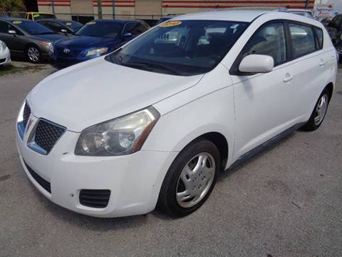 2010 Pontiac Vibe for sale at Marvin Motors in Kissimmee FL
