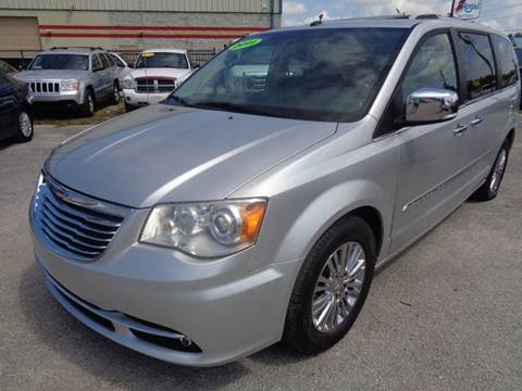 2011 Chrysler Town and Country for sale at Marvin Motors in Kissimmee FL