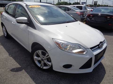 2013 Ford Focus for sale at Marvin Motors in Kissimmee FL