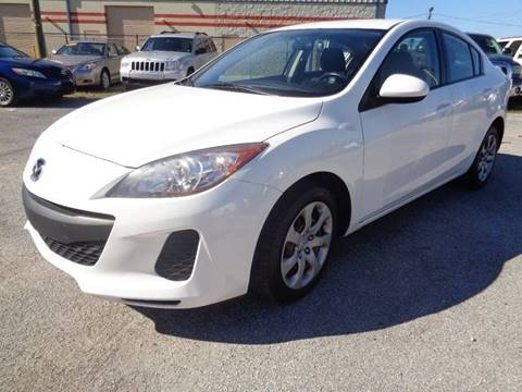 2013 Mazda MAZDA3 for sale at Marvin Motors in Kissimmee FL
