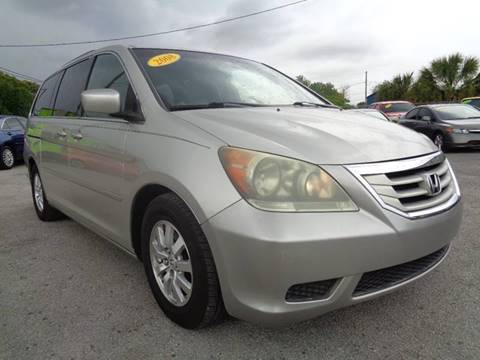 2008 Honda Odyssey for sale at Marvin Motors in Kissimmee FL